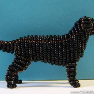 Large Bead Dogs
